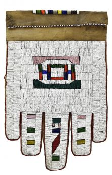 E-PRICE? Ndebele Beaded Apron South African Art Collection