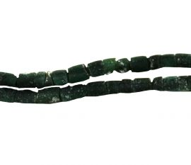 Strand Jade or Serpenjtine  Stone Beads  Afghani Cooper Collection