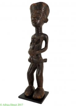 Chokwe Figure Mother and Child African Art