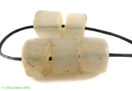 5 Trade Beads Translucent Africa Loose
