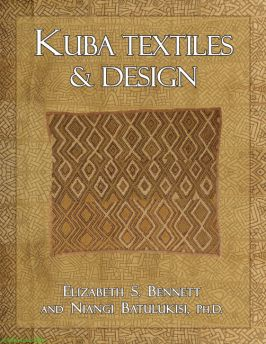 Kuba Textiles & Design--New African Art Book!