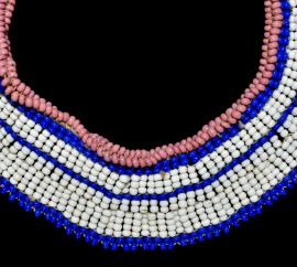 Zulu Girl's Necklace DORI COLLECTION South African
