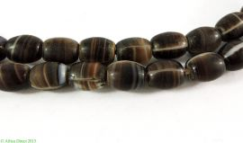 Coffee Bean Wedding Trade Beads European Africa