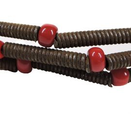 Copper Coils Trade Beads African