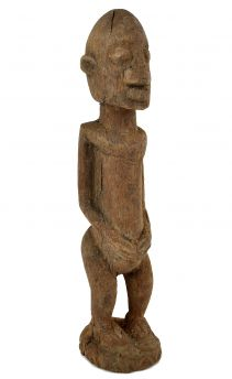 Lobi Figure Miniature African Art Collection