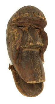 Wee Kran Dan Talking Chimpanzee Mask African Art