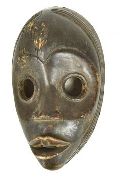 E-WRITEUP Dan Mask Deangle Liberia African Art