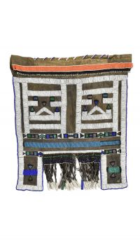 Ndebele Beaded Apron For Married Women Africa