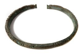 Dogon Brass Bracelet Currency Mali Africa