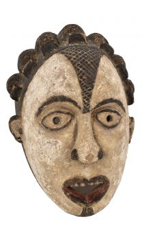 Igbo Mask Nigeria African Art Collection