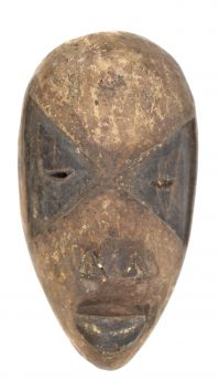 Igbo Passport Mask Nigeria African Art
