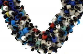 Mauritanian Wedding Necklace Seed Trade Beads Africa
