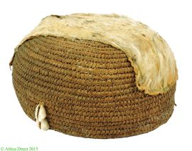Moba Woven Hat Togo Africa